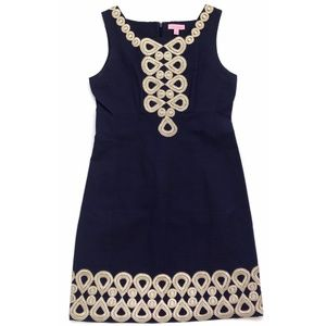 Lilly Pulitzer - Lilly Pulitzer Dress - Navy Dress